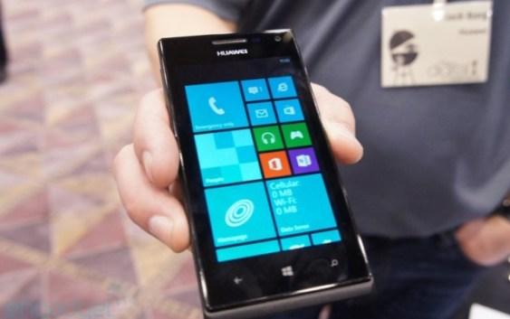 CES2013: Samsung ATIV Odyssey y Huawei Ascend W1, nuevos teléfonos con WP8
