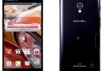 Especificaciones del LG Optimus G Pro reveladas