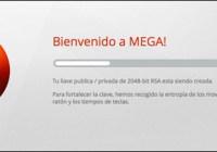 Finalmente llega MEGA, el nuevo servicio de almacenamiento seguro en la Nube