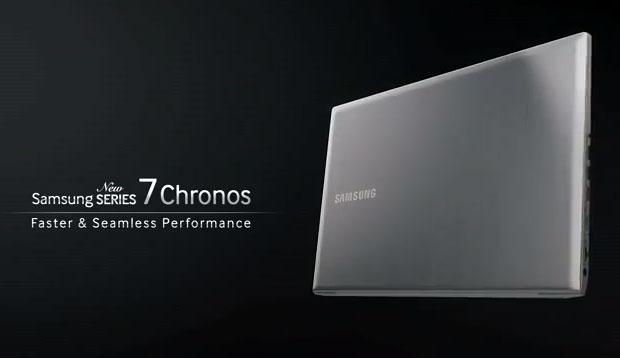 CES2013: Samsung Series 7 Chronos con AMD Radeon HD 8870M