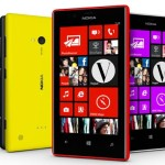 MWC 2013: NOKIA anuncia sus Lumia 720 y 520 con Windows Phone 8