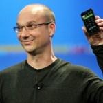 Andy Rubin, el fundador y principal responsable de Android deja su cargo