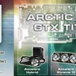 CeBIT 2013: ARTIC revela sus soluciones de enfriamiento para la GTX Titan