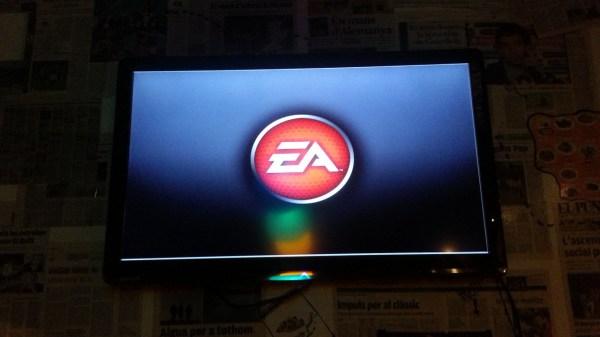 EA Logo en Chile