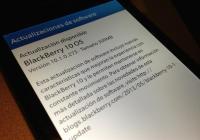 BlackBerry 10.1 Disponible para la BlackBerry Z10 en Chile