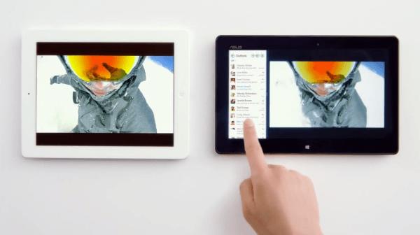 Microsoft Siri vs Windows 8 Spot