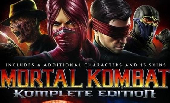 Mortal Kombat Komplete Edition Confirmado para PC