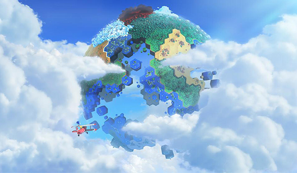 Sonic Lost Worlds