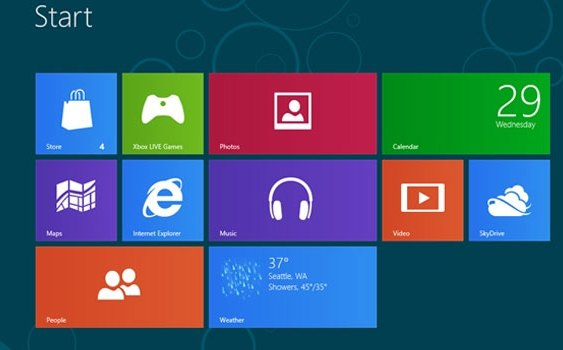 Microsoft acepta el fracaso de Windows 8 y prepara actualizaciones.