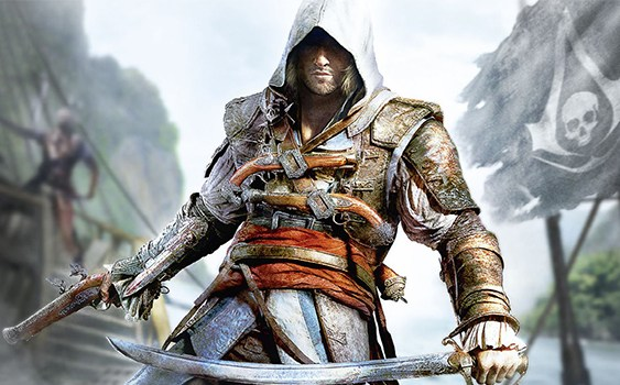 [E3:2013] Un vistazo de Assassin's Creed IV: Black Flag