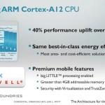 CPTX2013: ARM anuncia su nuevo SoC Cortex-A12 y GPU Mali-T622