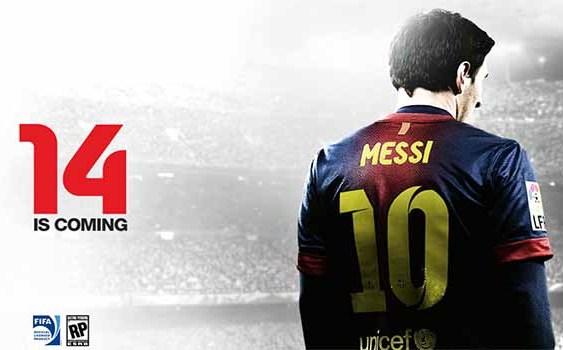Mira el primer gameplay trailer de FIFA 14