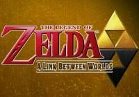 [E3:2013] El nuevo The Legend of Zelda para 3DS se llama A Link Between Worlds