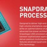 Qualcomm amplía su línea de SoC Snapdragon 200 con GPU Adreno 302