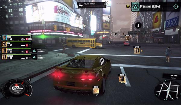 [E3:2013] The Crew, el nuevo MMO de automóviles de Ubisoft
