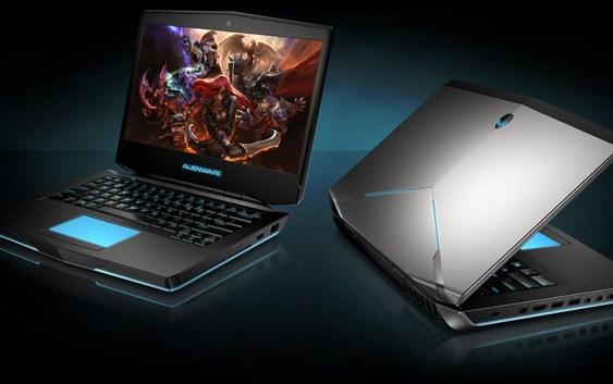 Dell presenta su nueva laptop Alienware 14.