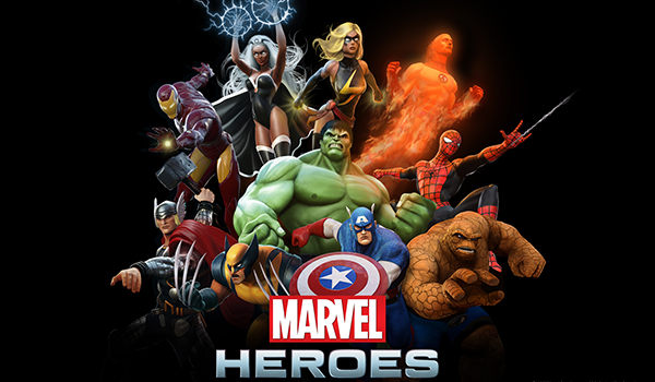 Marvel Heroes ya está disponible en Steam