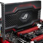 ASUS lanza su SSD PCIe  ASUS ROG RAIDR Express