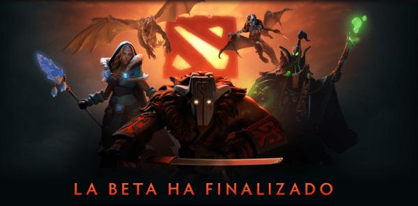 Dota 2- Beta out
