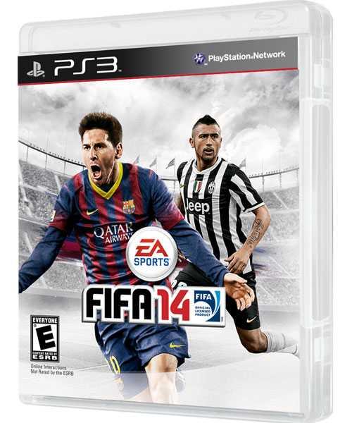 FIFA 14 cover