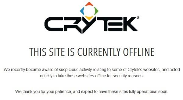 Crytek_Hacked