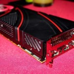 "AMD Radeon R9-290X ""Hawaii XT"" diseño final fotografiado"