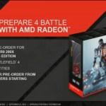 Sólo 8.000 Radeon R9 290X Battlefield 4 Edition se pondrán a la venta
