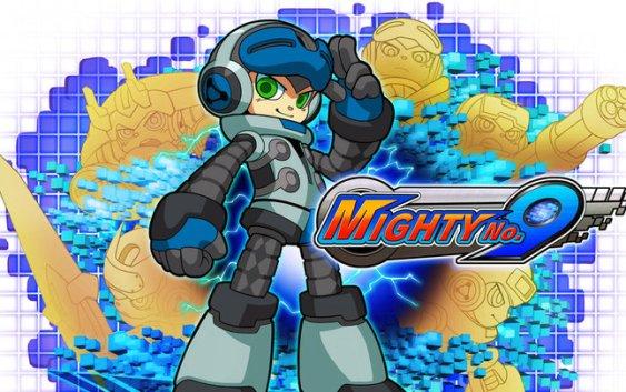 El sucesor espiritual de Mega Man, Mighty No. 9, cumple su meta en Kickstarter.
