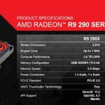 "Rumor: AMD Radeon R9 290 ""Hawaii Pro"" costaría US$ 449"