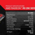 La Radeon R9 290X se lanza mañana y la Radeon R9 290 a fin de mes
