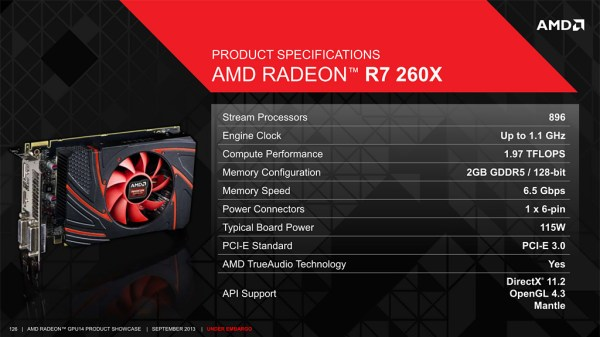 AMD-Radeon-R7-260X-Specifications