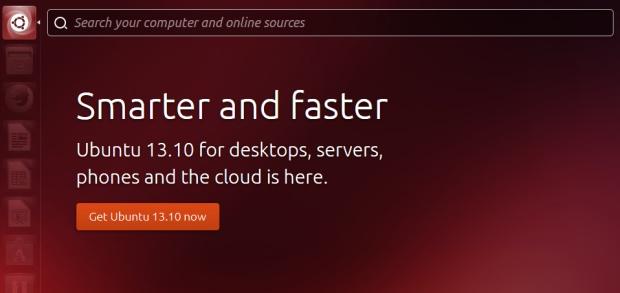 "Disponible Ubuntu 13.10 ""Saucy Salamander"""