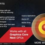 La API gráfica AMD Mantle es adoptada por tres nuevos estudios