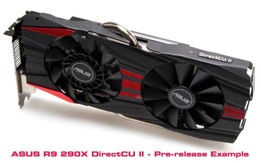 ASUS muestra su Radeon R9 290X DirectCU II V2 y MSI prepara su R9 290X Lightning