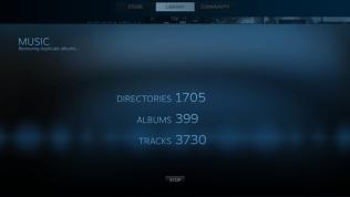 3 music menu