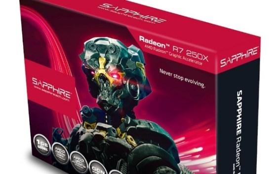 AMD prepara la Radeon R7 250X