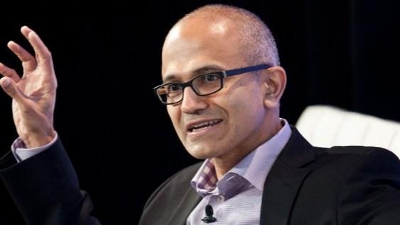 Microsoft nombra a Satya Nadella como su nuevo Director Ejecutivo (CEO)