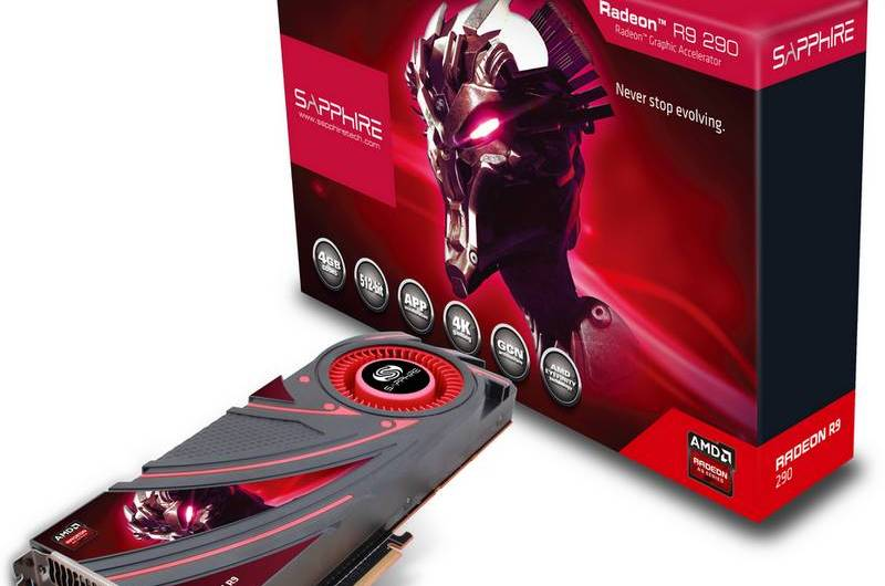 Review Sapphire R9 290