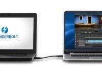 Intel agrega emulación de red de 10 Gbps para Thunderbolt 2.0