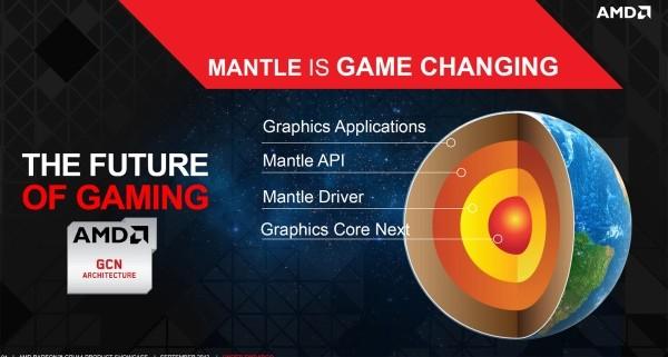 AMD anuncia el SDK (Beta) de Mantle para Desarrolladores