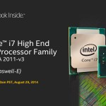 Intel lanza sus CPUs Intel Core i7-5000K series (Haswell-E) con soporte DDR4 (Reviews).