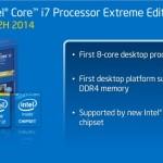"Intel lanzará sus procesadores Intel Core i7 ""Haswell-E"" a fines de mes"