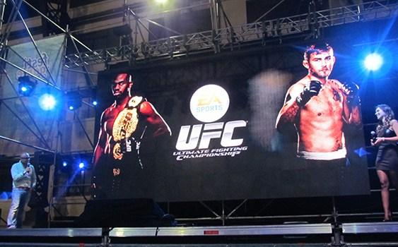 Pon a prueba tus habilidades en el octágono de EA SPORTS UFC