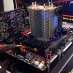 IDF2014: G.Skill muestra sus memorias Ripjaws4 DDR4 @3200MHz y @3300MHz