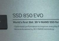 Samsung prepara sus SSD 850 EVO con memorias 3D Vertical NAND (V-NAND)