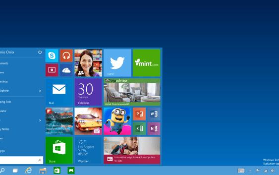 Windows 10 Technical Preview listo para descarga a través del Insider Program