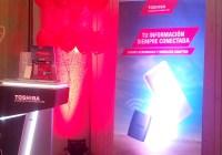 Toshiba nos presento sus nuevos productos: Canvio Wireless SSD y Canvio Wireless Adapter