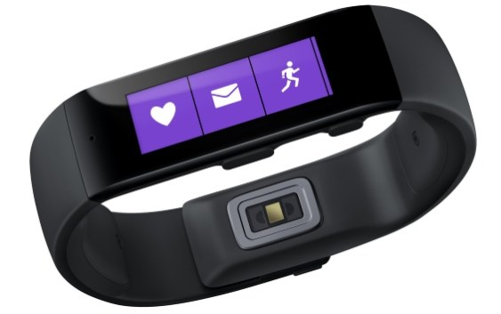 """Microsoft entra al mercado de los dispositivos de """"vestir"""" con su Microsoft Band."""