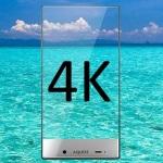 Resoluciones 4K llegarán al mercado de los Smartphone en el 2016