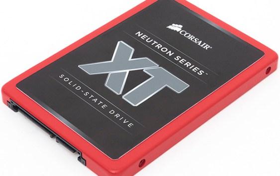 Corsair anuncia sus nuevos SSD de alto rendimiento Neutron XT series